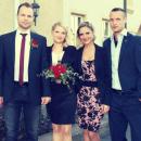 Und noch eine Hochzeit …..
